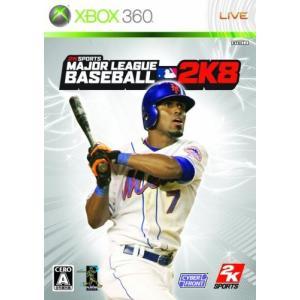 中古 Xbox360ソフト メジャーリーグベースボール2K8(Xbox360)|comgstore