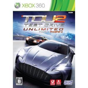 中古 Xbox360ソフト テストドライブ アンリミテッド2|comgstore