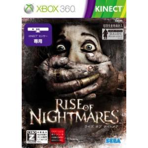 中古 Xbox360ソフト RISE OF NIGHTMARE|comgstore