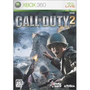 中古 Xbox360ソフト コール オブ デューティ2|comgstore