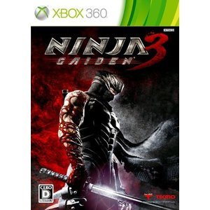 中古 Xbox360ソフト NINJA GAIDEN 3(通常版)|comgstore
