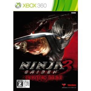 中古 Xbox360ソフト NINJA GAIDEN 3: Razor's Edge|comgstore