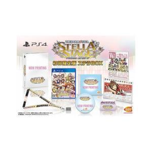 17年12月21日発売予定 新品 PS4ソフト アイドルマスターステラステージ ステラBOX【COMG!オリジナルクオカード付】|comgstore