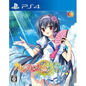 18年5月24日発売予定 新品 PS4 カルマルカ*サークル (通常版)【COMG!オリジナルクオカード付】|comgstore