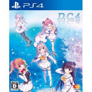 オリ特付 PS4 D.C.4〜ダ・カーポ4〜(通常版)【COMG!オリジナルクオカード付】|comgstore