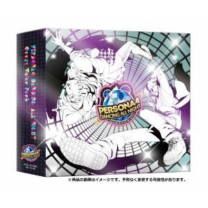 ■新品■ Vita ペルソナ4 ダンシング・オールナイト クレイジー・バリューパック 【COMG!オリジナルクオカード付】|comgstore