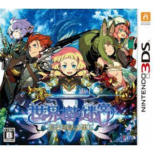 ■新品■ 3DS 世界樹の迷宮5 長き神話の果て【COMG!オリジナルクオカード付】|comgstore