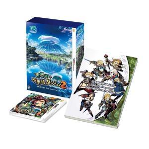 17年8月31日発売 3DS 新品 世界樹と不思議のダンジョン2 世界樹の迷宮 10th Anniversary BOX【COMG!オリジナルクオカード付】|comgstore