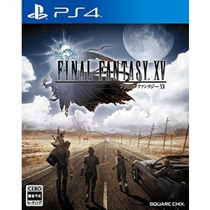 新品 PS4 ファイナルファンタジー XV(通常版)|comgstore