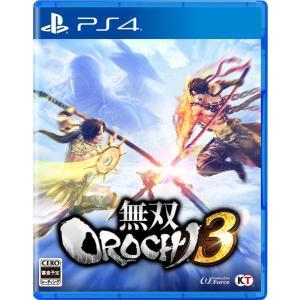 オリ特付 新品 PS4 無双OROCHI3(通常版) COMG!オリジナルクオカード付|comgstore