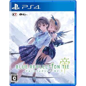新品 PS4ソフト BLUE REFLECTION TIE/帝 (COMG!オリジナルQUOカード付)|comgstore