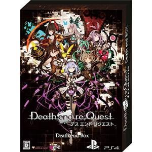 18年4月12日発売予定 新品 PS4ソフト Death end re;Quest Death end BOX(限定版)【COMG!オリジナルクオカード付】|comgstore