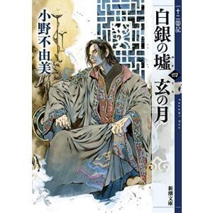 十二国記 白銀の墟 玄の月 第四巻
