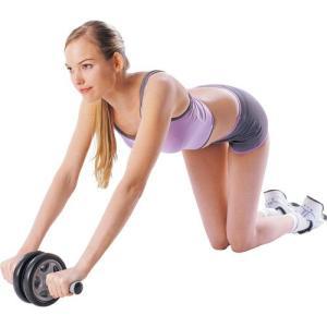 エクササイズローラー 理想的なボディライン腹筋  上半身の筋力アップ|commencer
