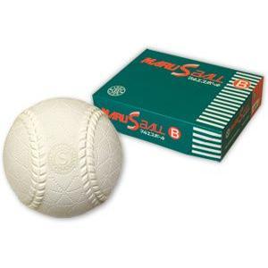 マルエス B号公認試合球 軟式、軟球 3ダース以上送料無料|commencer
