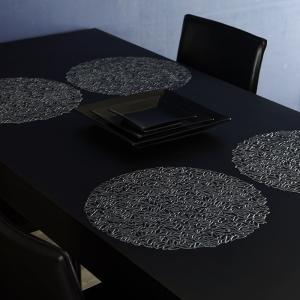 chilewich チルウィッチ ランチョンマット ランチマット プレースマット テーブルマット 北欧 カフェ 撥水 洗える PETAL/ペタル 正規品|commode-house