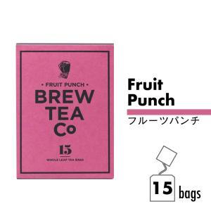 [特徴]フルーツティーに期待しうるすべてがこの1杯に。パンチの利いた力強い風味、カンキツ類とベリーの...