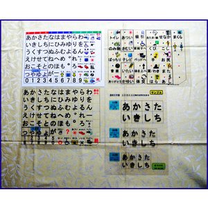 コミュニケーションボード・プロセットA4判 communication-board