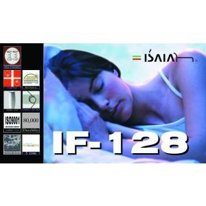 セミダブル イサイア IF-128 イタリア 7インチ ポケットコイルマットレス|communication1|03