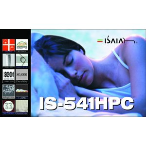 セミダブル イサイア IS-541HPC イタリア 片面ユーロトップ ポケットコイルマットレス communication1 03