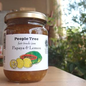 ハイビスカス&レモン ジャム 200g【ピープルツリー】|communitytradeal