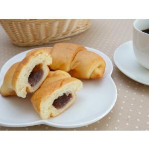 クロワッサンこしあん 賞味期間35日(コモのパン)|como
