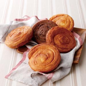 スマイルデニッシュセット(パン 保存料無添加 長期保存 買い置き 天然酵母)|como