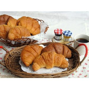 スマイルクロワッサンセット (天然酵母 パン 保存料無添加)|como
