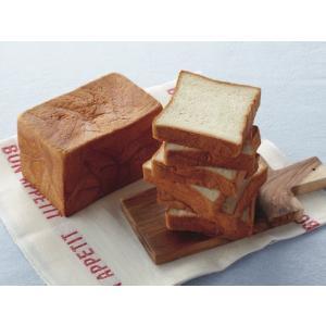 コモオリジナル食パン〈箱入り〉【予約限定】(ギフト 手作り 食パン 天然酵母 保存料無添加)|como