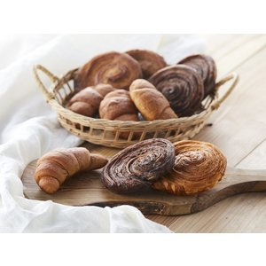 小麦ブランセット (健康志向 小麦ふすま ギフト 天然酵母パン 保存料無添加) |como