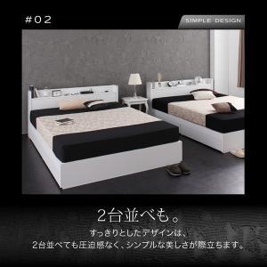 ベッド シングル 収納付き ベッド シングル マットレス付き シングル comodocrea 05