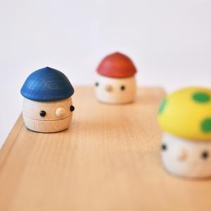 こまむぐ公式 どんぐりの坂・大 木のおもちゃ 日本製 知育 木育 どんぐりころころ スロープトイ comomg