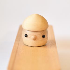 こまむぐ公式 限定商品 なちゅらる・どんぐり シナ 国産 どんぐりころころ 木のおもちゃ|comomg