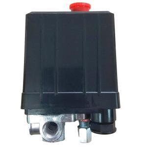 圧力スイッチ エアーコンプレッサー 4ポート OR 1ポート 修理 交換 プレッシャースイッチ 上プ...