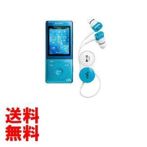 SONY ウォークマン Sシリーズ [メモリータイプ] Bluetoothヘッドホン付 8GB ブルー NW-S774BT/L