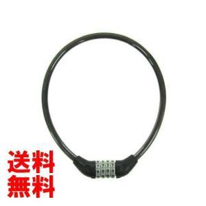 J&C 可変式ダイヤル錠 JC-001W ブラック 12x650  02827