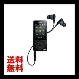 SONY ウォークマン Eシリーズ 4GB ブラック NW-E083/B