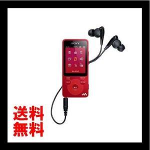SONY ウォークマン Eシリーズ 4GB レッド NW-E083/R