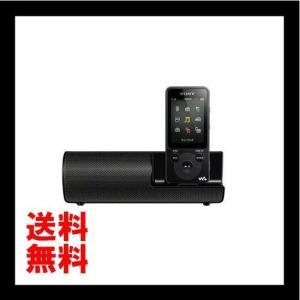 SONY ウォークマン Eシリーズ 4GB スピーカー付 ブラック NW-E083K/B