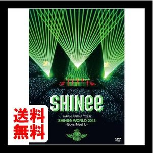 JAPAN ARENA TOUR SHINee WORLD 2013~Boys Meet U~ [DVD]