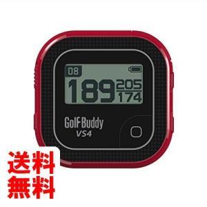 GolfBuddy(ゴルフバディ) ゴルフナビ GPS VS4  ブラック