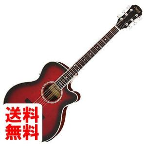 Legend レジェンド エレアコギター レッドシェード ソフトケース付 FCO-STD RS