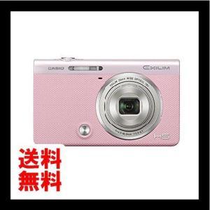 CASIO デジタルカメラ EXILIM EX-ZR60PK 自分撮りチルト液晶 オートトランスファー機能搭載 EXZR60 ピンク