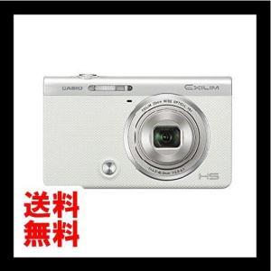 CASIO デジタルカメラ EXILIM EX-ZR60WE 自分撮りチルト液晶 オートトランスファー機能搭載 EXZR60 ホワイト