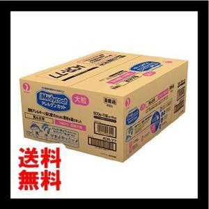 メディコート アレルゲンカット 魚&お米 7歳から 高齢犬用 大粒 6kg(500g×12パック)