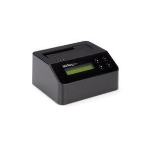 StarTech.com スタンドアローン型SATA対応HDD/SSDイレーサー&ドック 2.5/3.5インチ対応ハ(対応OS:その他) 目安在庫=△|compmoto-y
