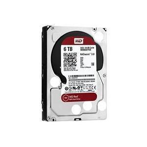 WESTERN DIGITAL WD60EFRX WD Red SATA 6.0Gb/s 64MB 6TB IntelliPower 3.5inch 1.2TB 目安在庫=○ compmoto-y