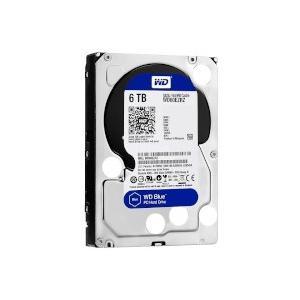 WESTERN DIGITAL WD60EZRZ-RT WD 3.5インチ内蔵HDD WD Blue 6TB 5400rpm 目安在庫=○