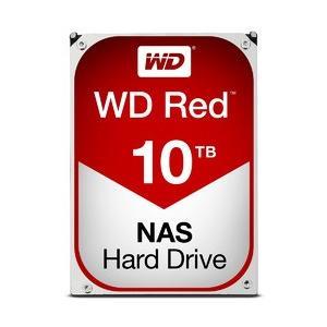 【WD RED NAS用 3.5インチ内蔵HDD 10TB SATA6Gb/s 5400rpm相当 ...