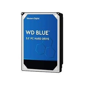WESTERN DIGITAL WD Blueシリーズ 3.5インチ内蔵HDD 6TB SATA3(6Gb/s) 5400rpm 256MB 目安在庫=○ compmoto-y
